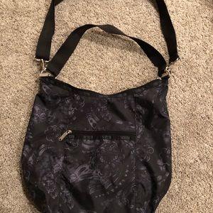 LeSportSac Heather Hobo Bag